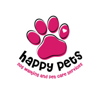 Happy pets logo